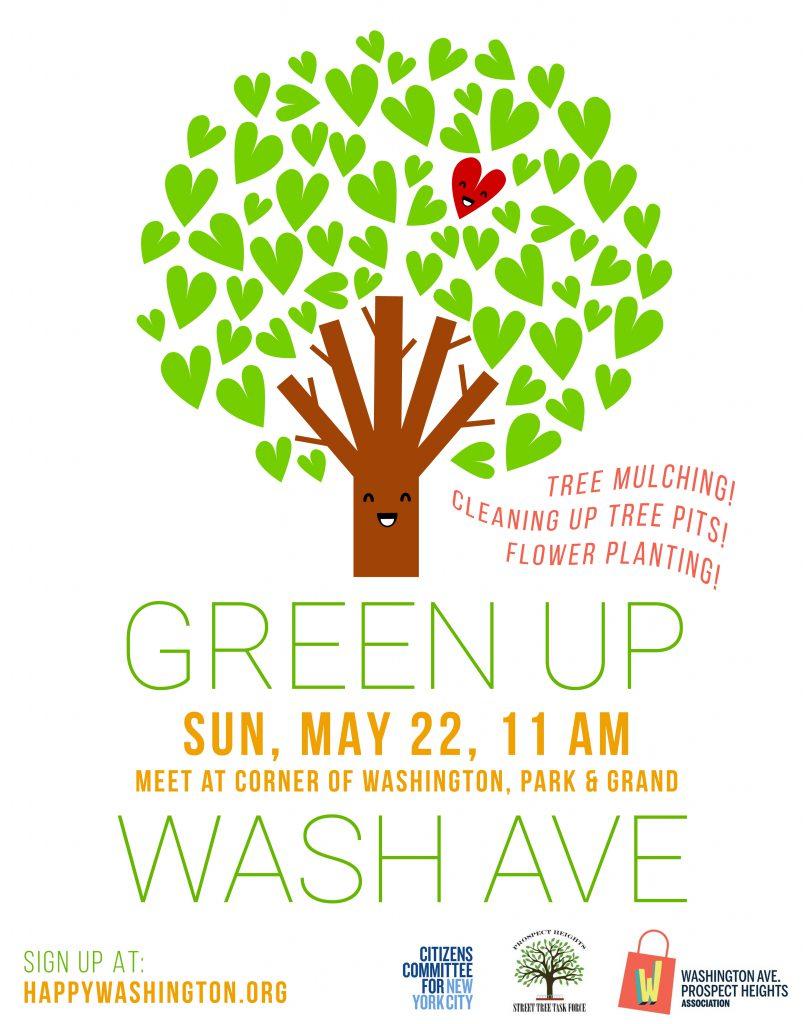 GreenUpWashAve-Poster-11X14
